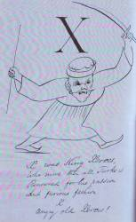 Edward Lear a new nonsense alphabet edited by Susan Hyman