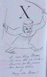 Edward Lear a new nonsense alphabet edited by Susan Hyman