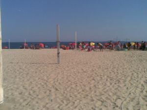 Copacabana Beach Christmas Day 2012