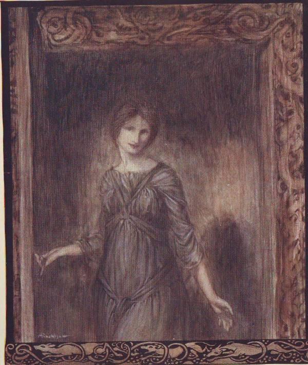 Irish fairy tales by James Stephens illustrated by Arthur Rackham.