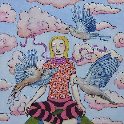 Mantra girl