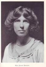 Miss Jessie Kenney