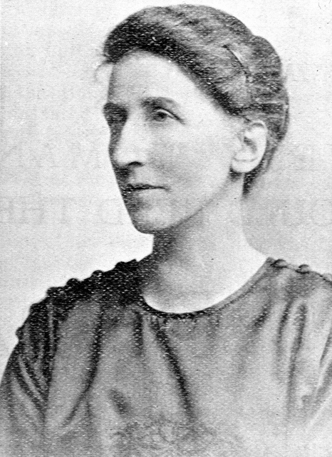 Hannah Mitchell