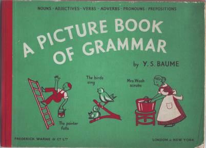 Picture grammar book