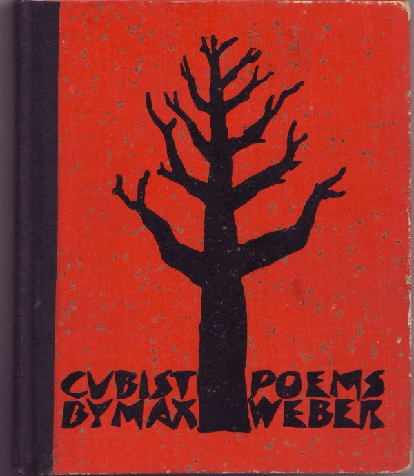 Cubist poems by Max Weber.