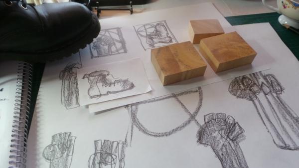 woodengraving
