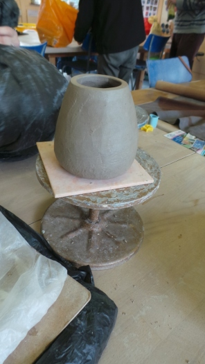 Pot stage 2